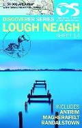 Irish Discovery Series 14. Lough Neagh 1 : 50 000