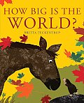 How Big Is the World? Cover