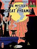 The Mystery of the Great Pyramid, Part 2: Blake & Mortimer #3