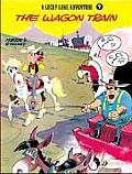 Lucky Luke 09 The Wagon Train