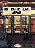 Adventures of Blake & Mortimer #04: The Francis Blake Affair
