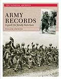Army Records: A Guide for Family Historians