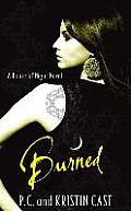 House of Night 07 Burned UK