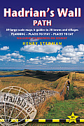 Hadrian's Wall Path: British Walking Guide: Planning, Places to Stay, Places to Eat; Includes 59 Large-Scale Walking Maps (British Walking Guides)