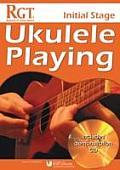 Rgt Initial Stage Ukulele Playing