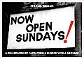 Now Open Sundays!: A Celebration of Signs from a Church with a Message