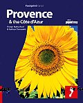 Provence & the Cote D'Azur (Footprint Provence & the Cote D'Azur Handbook)