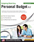 Personal Budget Kit [With CDROM]