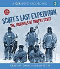 Scott's Last Expedition: The Journals of Robert Scott