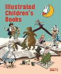 Illustrated Children's Books Cover