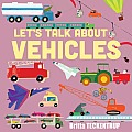 Let's Talk about Vehicles