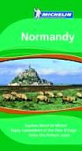 Michelin Travel Guide Normandy (Michelin Travel Guide Normandy)