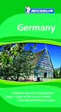 Michelin Green Guide Germany 6th Edition