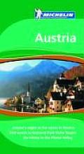 Michelin Green Guide Austria (Michelin Green Guide Austria)