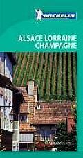 Michelin Green Guide Alsace Lorraine Champagne, 5e (Michelin Green Guide Alsace, Lorraine, Champagne)