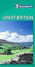 Michelin Green Guide Great Britain 6th Edition
