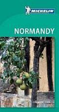 Michelin Green Guide Normandy, 6e (Michelin Green Guide Normany)