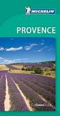 Michelin Green Guide Provence, 7e (Michelin Green Guide Provence)