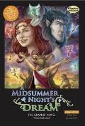 Midsummer Night's Dream the Graphic Novel