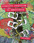 Creative Recycling in Embroidery Cover
