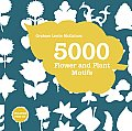 5000 Flower & Plant Motifs: A Sourcebook [With CDROM]