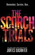 The Scorch Trials Cover