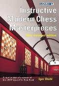 Instructive Modern Chess Masterpieces (Large Print) Cover