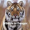 Wildlife in Danger Calendar Cover