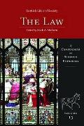 Scottish Life and Society the Law: a Compendium of Scottish Ethnology