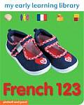 My Early Learning Library - French 123