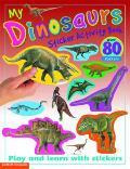 My Dinosaur Sticker Activity Book