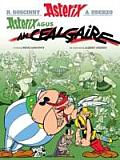 Asterix Agus an Cealgaire