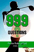 999 Questions On Rules Of Golf