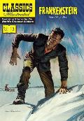 Frankenstein: Or, the Modern Prometheus (Classics Illustrated)
