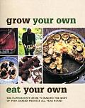Grow Your Own Eat Your Own Bob Flowerdew