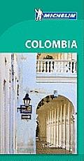 Michelin Green Guide Colombia (Michelin Green Guide Colombia)
