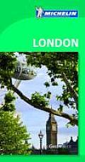 Michelin Green Guide London 8th Edition