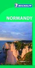 Michelin Green Guide Normandy (Michelin Green Guide Normandy)