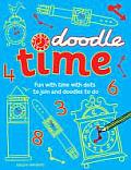 Doodle Time Fun with Time Dots to Join & Doodles to Do