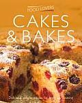 Food Lovers Cakes & Bakes