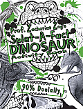 Prof. Zacharias Zog's Splat-A-Fact(tm) Dinosaur Activity Book (Splat-A-Fact)
