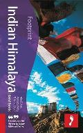 Footprint Indian Himalaya Handbook (Footprint Indian Himalaya Handbook)