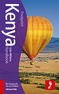 Kenya Handbook, 3rd (Footprint Kenya)