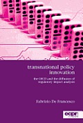 Transnational Policy Innovation: The OECD and the Diffusion of Regulatory Impact Analysis