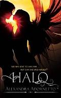 Halo. by Alexandra Adornetto Cover