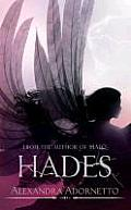 Hades. by Alexandra Adornetto Cover