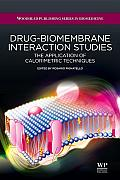 Drug-biomembrane interaction studies; the application of calorimetric techniques