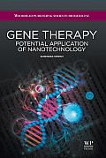 Gene therapy; potential applications of nanotechnology