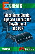 EZ Cheats  Video Game Cheats, Tips and Secrets For PlayStation 3 & PSP