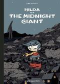 Hilda and the Midnight Giant Cover